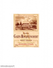 Chateau Gazin Rocquencourt 2007