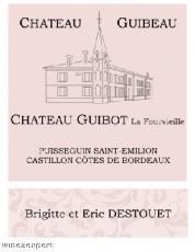 Chateau Guibot La Fourvieille 2016