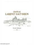 Chateau Larrivet-Haut-Brion 2015