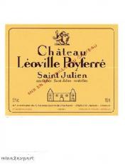Chateau Leoville Poyferre Grand Cru Classé 2009