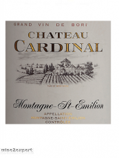 Chateau Cardinal 2012