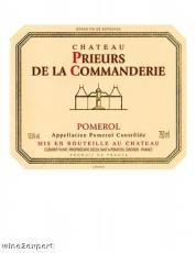 Chateau Prieurs de la Commanderie 2009