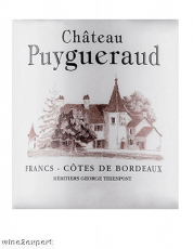 Chateau Puygueraud 2011
