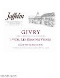 Jaffelin Givry 1er Cru Les Grandes Vignes 2010