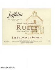 Jaffelin Rully 2010 Rouge