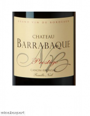 Chateau Barrabaque Cuvée Prestige 2000