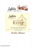 Jaffelin Rully 2011  Blanc