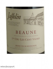 Jaffelin Beaune 1er Cru Les Cent Vignes 2008