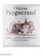 Chateau Puygueraud 2012