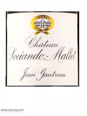 Chateau Sociando Mallet Cru Bourgeois 2011