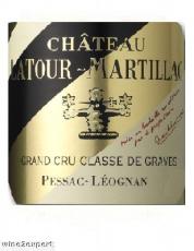 Chateau Latour Martillac Grand Cru Classé 2014