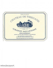 Chateau de Tiregand Grand Millesimé 2015 Magnum