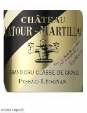 Chateau Latour Martillac Grand Cru Classé 2016