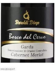 Azienda Baroldi Cabernet Merlot DOC  Bosco del Cervo / Lago di Garda 2018  MAGNUM