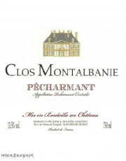 Clos Montalbanie 2018