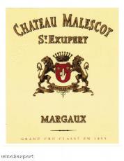 Chateau Malescot Saint Exupery GGC 2015