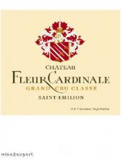 Chateau Fleur Cardinale Grand Cru Classé 2015