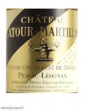Chateau Latour Martillac Blanc Grand Cru Classé 2017
