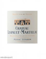 Chateau Lespault-Martillac 2017