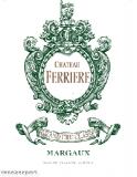 Chateau Ferriere Grand Cru Classé 2017