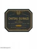 Chateau Guiraud Grand Cru Classé 1996