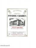 Chateau Pontoise Cabarrus Cru Bourgeois 2004