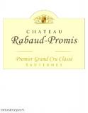 Chateau Rabaud Promis Grand Cru Classé 2009