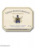 Chateau Bastor Lamontagne 2003