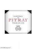 Chateau de Pitray Premier Vin  Côtes de Castillon 2016
