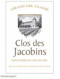 Clos des Jacobins Grand Cru Classé 2011