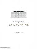Chateau de La Dauphine 2017