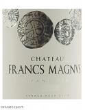Chateau Francs Magnus 2015 Bordeaux Supérieur