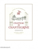 Chateau Chantegrive Graves  2016