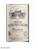 Chateau Grand Puy Lacoste Grand Cru Classé  2004