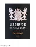 Les Griffons de Pichon Baron 2014