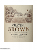 Chateau Brown Blanc 2015