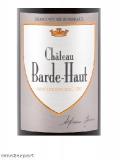 Chateau Barde Haut Grand Cru 2017