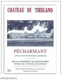 Chateau de Tiregand 2018